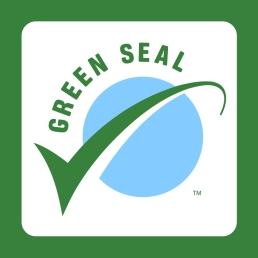 Green Seal ID tag