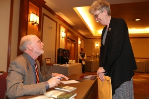 Environmental Book Signing