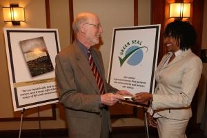 Environmental Book Signing